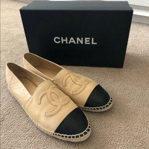Chanel Espadrilles 40